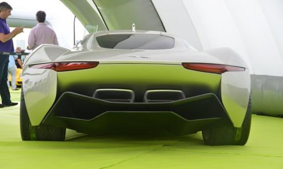 GoodWood 2012: Jaguar C-X75 Concept