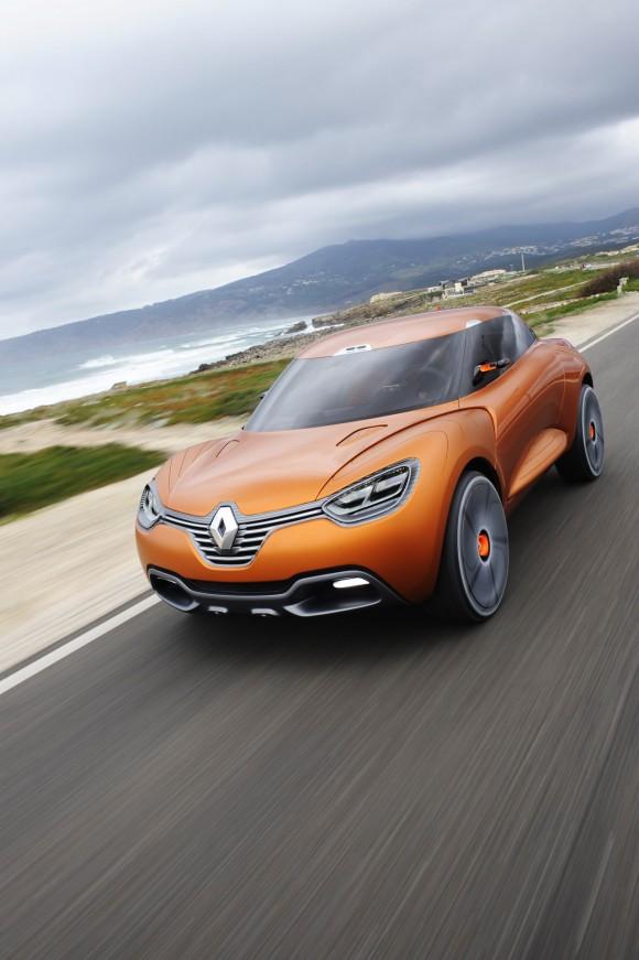 Renault elimina al Modus de la gama a favor de un crossover pequeño