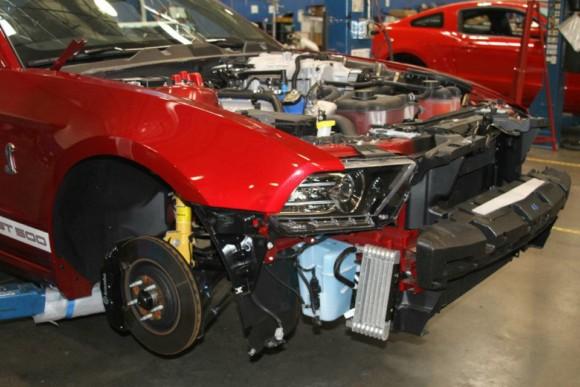 Shelby GT500 Super Snake, la bestia toma forma