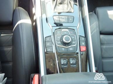 Prueba Peugeot 508 GT 2.2 HDI 204 caballos (Parte 2)