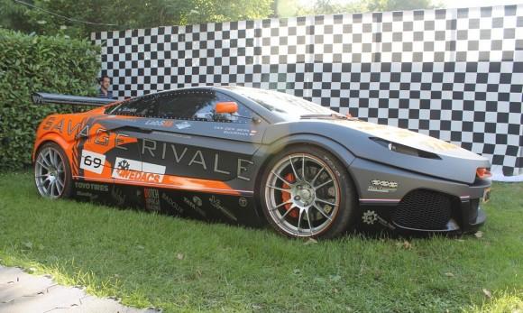 GoodWood 2012: Savage Rivale GTR