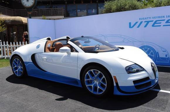 Bugatti ya tiene propietario para el Veyron 16.4 Grand Sport Vitesse de Pebble Beach