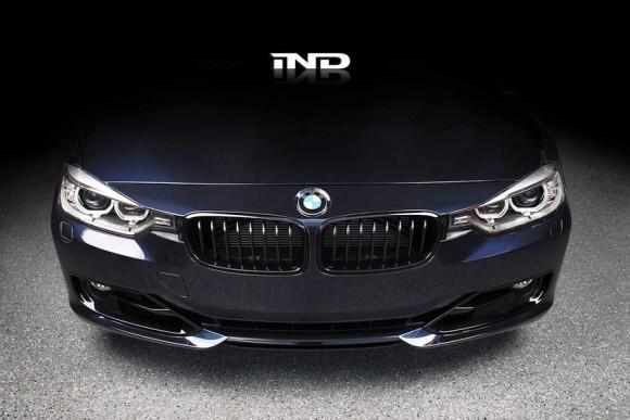 iND y 3D Design se alían para un proyecto basado en el nuevo Serie 3 de BMW
