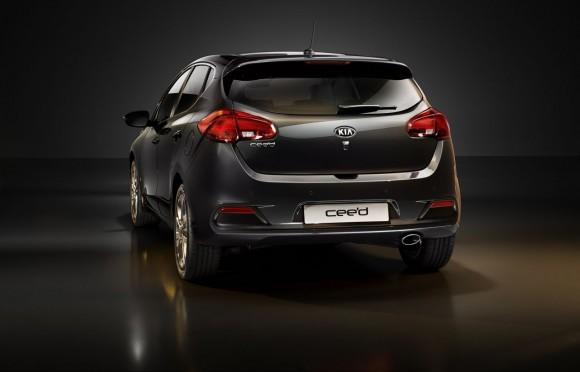 Kia Cee'd Turbo, una posibilidad para 2013