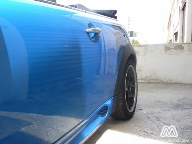 Prueba MINI Cabrio John Cooper Works (parte 2)