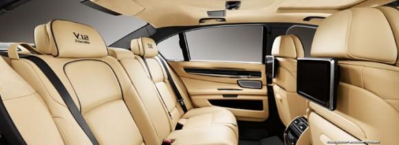 BMW celebra las 25 años de sus motores V12 con una edición especial del 760Li