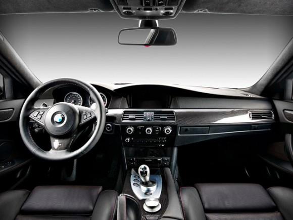 Vilner se atreve con el BMW M5 E60