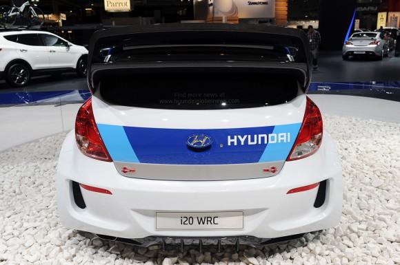 París 2012: Hyundai i20 WRC