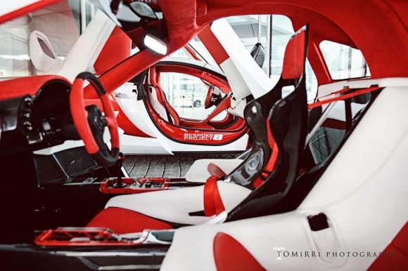 McLaren MP4-12C Bespoke Project 8