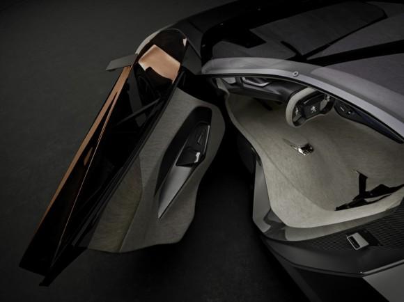 Peugeot Onyx, datos oficiales y vídeo