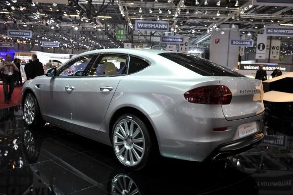 BMW podría estar interesada en comprar De Tomaso
