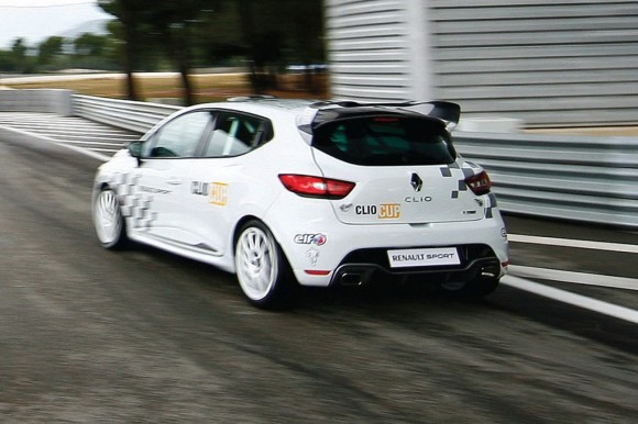 Renault Clio RS Cup 2013