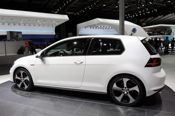 París 2012: Volkswagen Golf GTI Concept