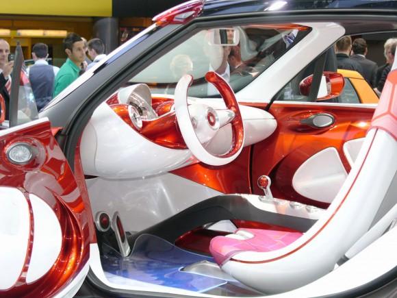 París 2012: Smart ForStars