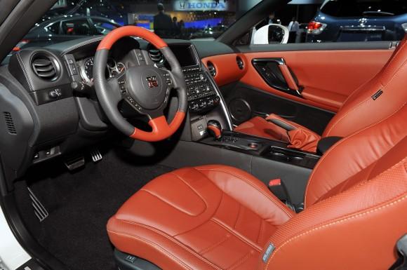 Los Ángeles 2012: Nissan GT-R