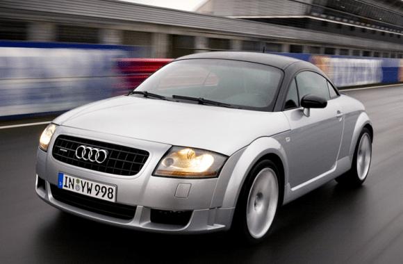 Soñando con el nuevo Audi TT