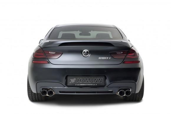 Hamann nos muestra sus nuevos BMW Serie 6 Coupe y Cabrio