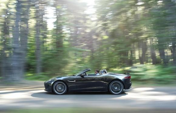Jaguar F-Type, un éxito rotundo