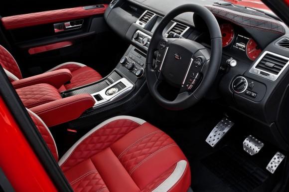 """Range Rover Sport """"Mille Miglia"""" por Kahn Design"""