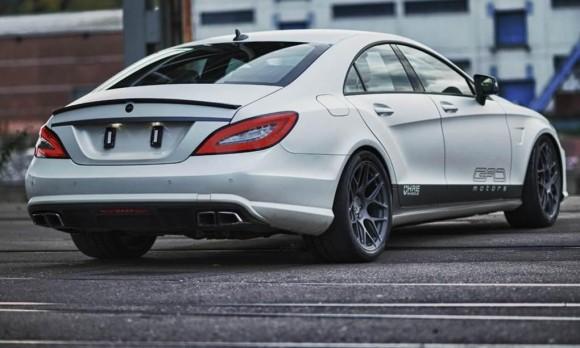 GAD mete 800 caballos en tu Mercedes CLS63 AMG