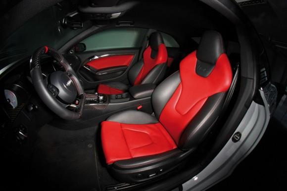 Audi S5 bajo el rodillo de Senner Tuning