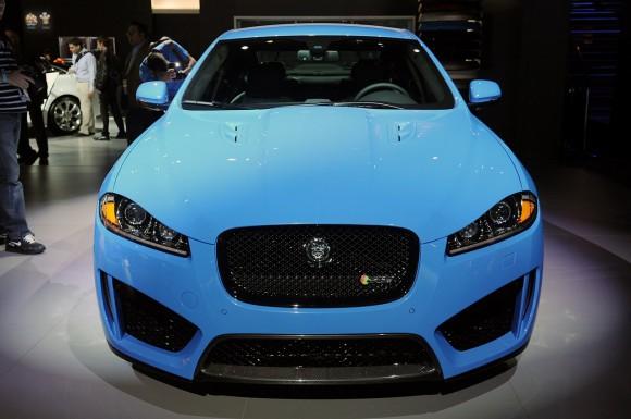 Los Ángeles 2012: Jaguar XFR-S
