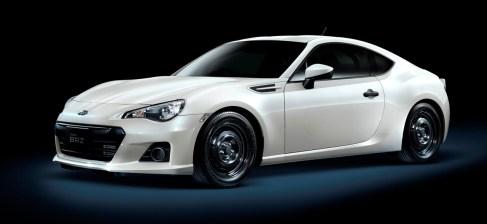 Subaru BRZ RA Racing, listo para las tandas