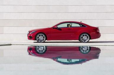 Mercedes Clase E Coupé 2013, fotos oficiales