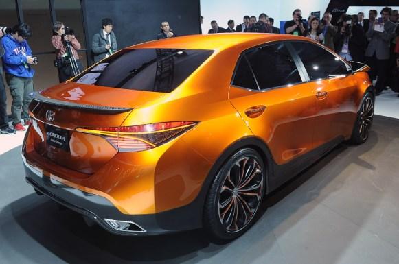 Detroit 2013: Toyota Corolla Furia Concept