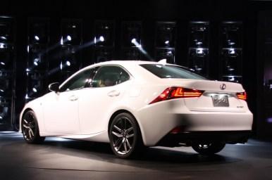 Detroit 2013: Lexus IS