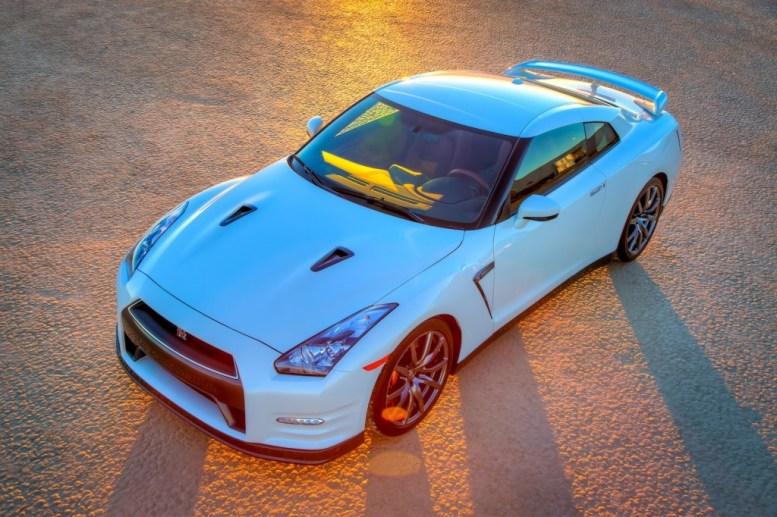 Nissan GT-R 2014, megagalería de imágenes