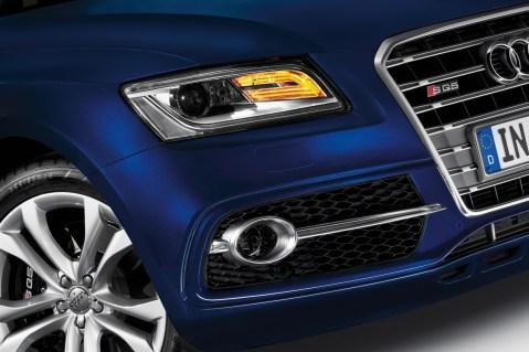 Audi SQ5, ahora también en versión gasolina
