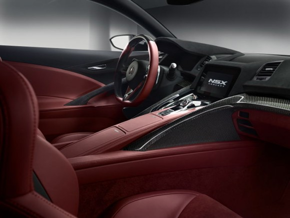 Honda NSX, nuevos detalles