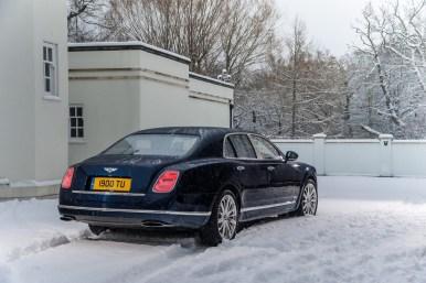 Bentley llevará un nuevo Mulsanne a Ginebra