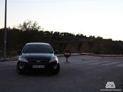 Prueba Ford Mondeo Limited Edition (parte 2)