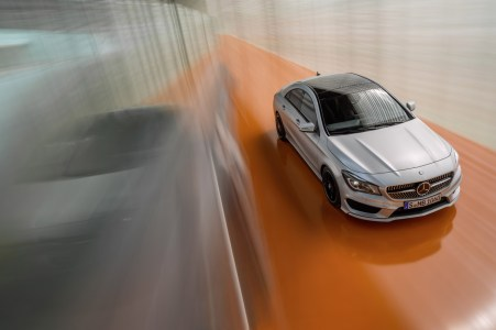 Mercedes-Benz CLA 250 Edition 1, (C117), 2012