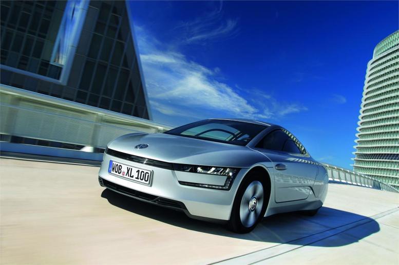 Volkswagen XL1, imágenes y datos del modelo de producción