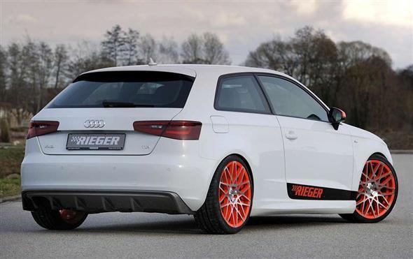 Audi A3 Rieger