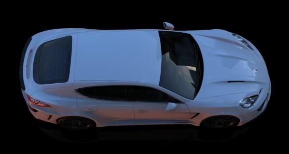 Anibal Automotive se ofrece para destrozar tu Porsche Panamera