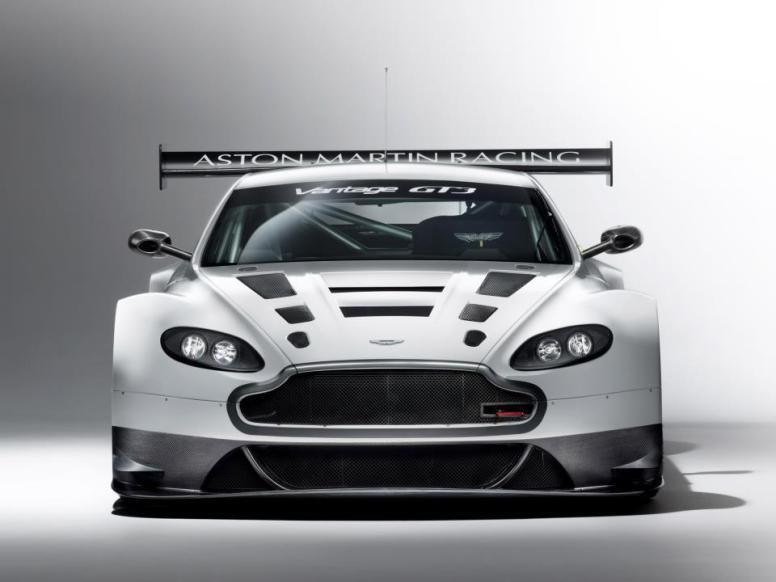 Aston Martin pide tu ayuda para diseñar la decoración del Vantage GT3