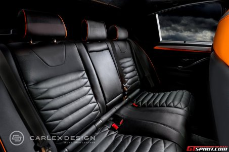 Carlex Design rediseña el interior de tu BMW Serie 5 F10