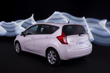 Nuevo Nissan Note, desvelado