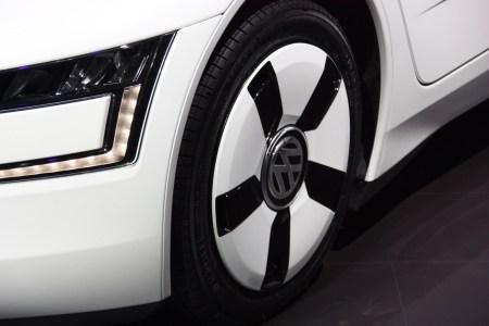 Ginebra 2013: Volkswagen XL1