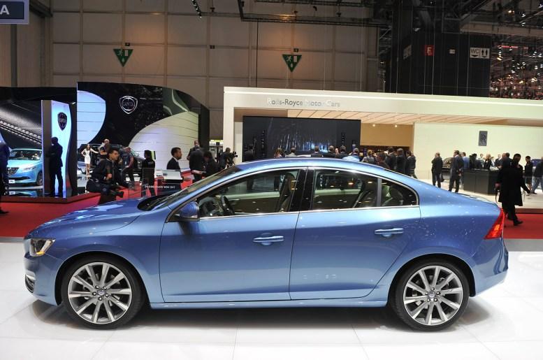 Ginebra 2013: Volvo S60/V60