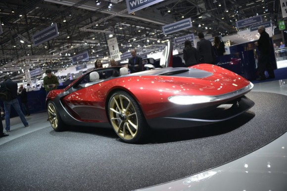 Pininfarina obtiene beneficios por primera vez desde 2004