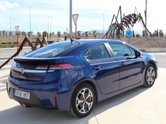 Prueba Opel Ampera (parte 1)