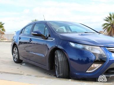 Prueba Opel Ampera (parte 2)