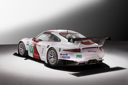 Porsche 911 RSR 2014