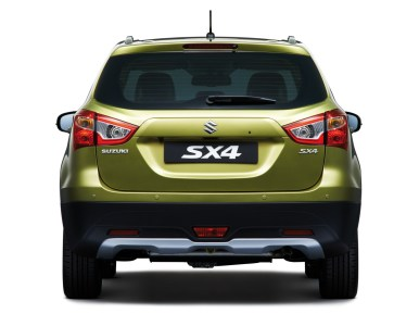 Suzuki SX4, oficialmente oficial