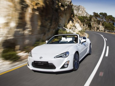 Toyota FT86 Open Concept